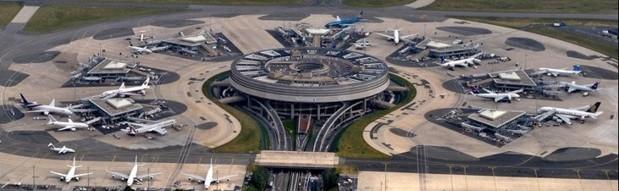 Аэропорт парижа шарль де голль