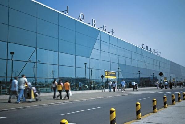 из аэропорта чавеса в лиму можно добраться: