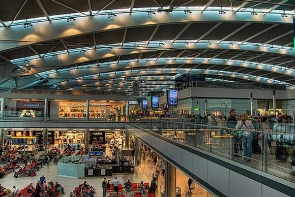 Лондон — крупнейший авиаузел в мире